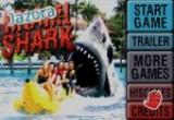 لعبة القرش الجائع