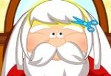 لعبة قص شعر بابا نويل الجديدة