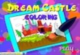 لعبة تلوين قلعة الاحلام