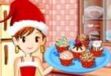 لعبة طبخ كرات الكعك