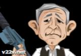 لعبة الهجوم المسلح على بوش