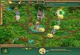 لعبة بناء الاكواخ في الغابة
