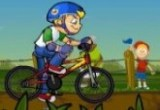 العاب اكتشاف الفرق في صورة الدراجة الهوائية