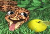لعبة  الثعبان يأكل الارانب