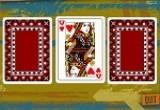 لعبة تخمين اين ذهب الورق