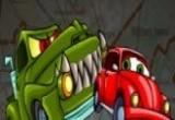 لعبة السيارات الجائعة 2017
