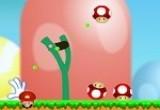لعبة ماريو و  الفطر الغاضب