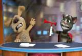 لعبة القط الناطق توم وصديقه بن