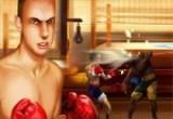 لعبة الملاكمة العنيفة
