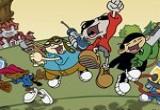 لعبة غامبول و أولاد الجيران