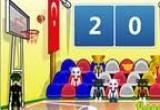 العاب البطولة في كرة السلة