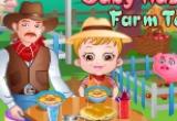 العاب بيبي هازل في المزرعة السعيدة