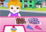 العاب بيع الحلويات في المحل