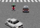 لعبة الشبشب و تحطيم السيارات