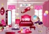 غرفة باربي الحديثة