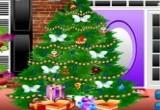 لعبة تصميم ديكور شجرة الكريسماس