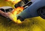 لعبة تفجير السيارات