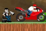 العاب تصوير مشهد سباق السيارة