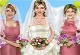 العاب تلبيس العروسة و اصدقائها