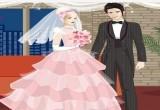 لعبة تلبيس العريس و العروسة