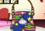 لعبة تلوين حقيبة البنات