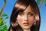 لعبة اجمل بنات الشرق الاوسط