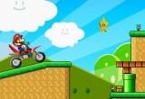 لعبة دراجات سوبر ماريو