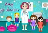 لعبة دكتورة عيون الاطفال