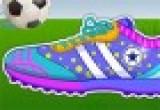 لعبة تشكيل حذاء الرياضة