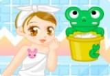 لعبة ديكور حمام البنات