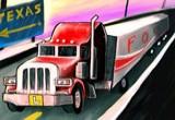 العاب ركن الشاحنة العملاقة