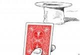 لعبة رمي الورق في القبعة 2014