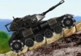 العاب سباق الدبابة الحربية