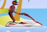 لعبة سباق الامواج