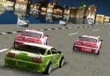 العاب سباق سيارات على الجسر