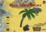 العاب سباق كرتون على الشاطئ