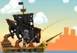 لعبة القراصنة و الكنز المفقود