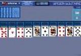 لعبة سوليتير الورق