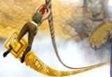 لعبة صب واي الهروب من الزومبي اون لاين