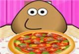 العاب طباخ البيتزا الماهر