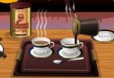 لعبة عمل القهوة