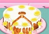 لعبة الكيكة الاسفنجية