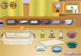 لعبة طبق اللازانيا