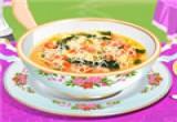 العاب طبخ شوربة الخضار