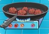 لعبة طبخ الكفتة