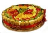 لعبة طبخ كعكة الفواكه
