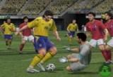 لعبة منتخب كرة القدم