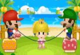 لعبة ماريو و قفز الحبل