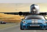 العاب مطاردة السيارة في المطار