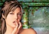 لعبة  تزين أنجلينا جولي